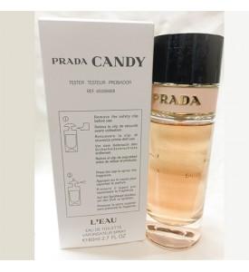 Prada Candy L'eau Eau De Toilette 2.7 oz (Tester)