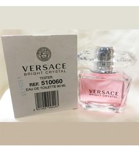 Versace Bright Crystal Eau De Toilette 3 oz (Tester)