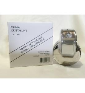 Bvlgari Omnia Crystalline Eau De Toilette 2.2 oz (Tester)